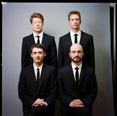 A set of performances last season by the Calder Quartet was one of six factors behind the CMA/ASCAP award for adventurous programming given recently to the Cleveland Museum of Art.