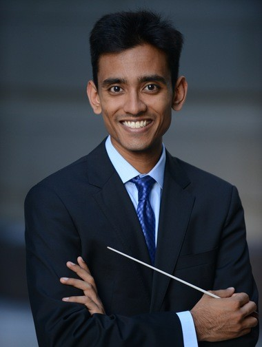 Conductor Vinay Parameswaran has been named the next assistant conductor of the Cleveland Orchestra and music director of the Cleveland Orchestra Youth Orchestra.