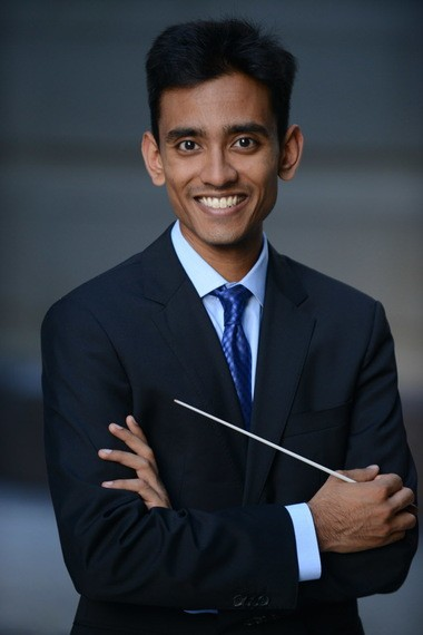 Vinay Parameswaran makes his Severance Hall debut with the Cleveland Orchestra Youth Orchestra Friday with a program of Barber, Beethoven, and Prokofiev.