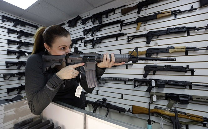 Assault weapons, semi-automatic rifles and the AR-15