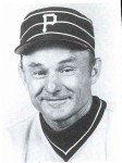 Steve Demeter, briefly an Indians player, became a Pirates coach, scout and minor league manager