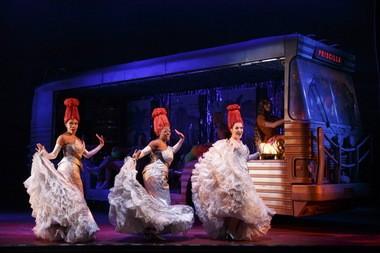 Quick Change Artists Strut Their Stuff In Musical Priscilla Queen