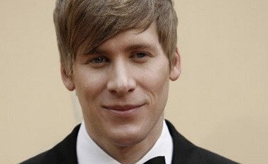 """Dustin Lance Black arrives for the 81st Academy Awards in 2009. Black won an Oscar that year for """"Milk."""""""
