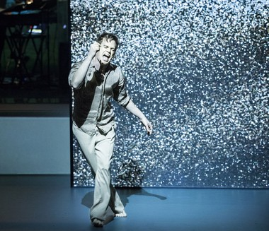 "Michael C. Hall (Thomas Newton) in ""Lazarus."""