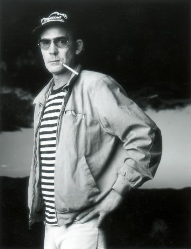 Gonzo father Hunter S. Thompson.