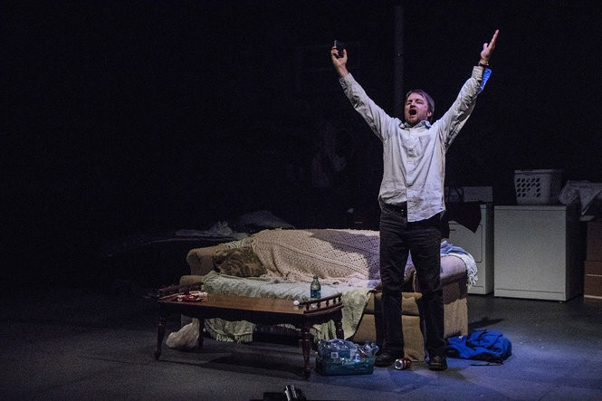 """""""It is, honestly, the most challenging and most rewarding piece of theater I've ever been involved with,"""" says Christopher Bohan, who plays Brian, the thirty-something heroin addict in """"How to be a Respectable Junkie"""" by Greg Vovos. """"I really don't know if that's because it's a true story - that's part of it. But [another] is how truthfully Greg has been able to theatricalize this story."""""""