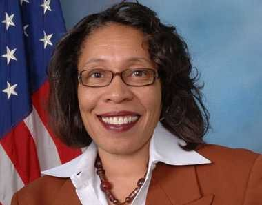 """U.S. Rep. Marcia Fudge, who thanked Defense Secretary Chuck Hagel for recognizing that """"traditional hairstyles worn by women of color are often necessary to meet our unique needs"""" and do not reflect on service members' professionalism."""
