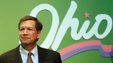 Ohio Gov. John Kasich.