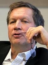 Gov. John Kasich in 2011.
