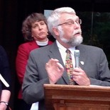 Tim Ahrens, pastor of First Congregational Church, United Church of Christ in Columbus, explains why he believes Senate Bill 310 should be vetoed by Gov. John Kasich if it reaches his desk.