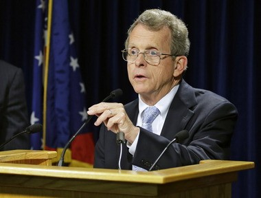 Ohio Attorney General Mike DeWine was endorsed Friday by the Ohio Chamber of Commerce. He faces Democrat David Pepper in the November general election.