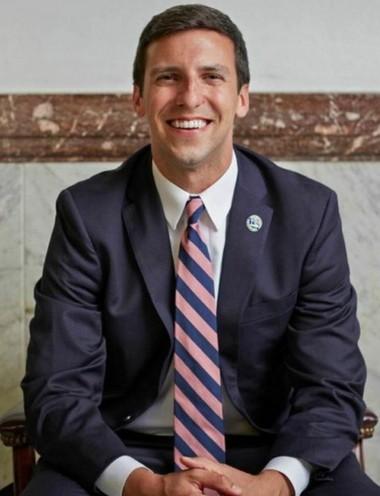 Cincinnati City Councilman P.G. Sittenfeld