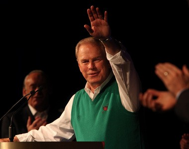Former Ohio Gov. Ted Strickland, now running for U.S. Senate, said Tuesday he supports legalizing marijuana for medical use.