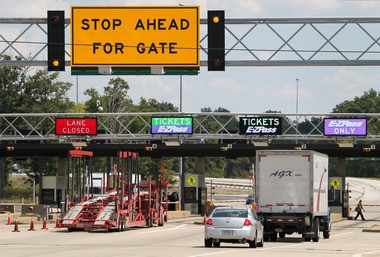 Ohio Turnpike tolls would increase 30 percent over the next 10 years