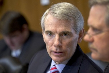 U.S. Senator Rob Portman from Ohio was a key part of the bipartisan push in the Senate to pass a bill prohibiting employment discrimination against gays.