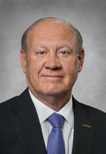 Chuck Jones is president and CEO of Akron-based FirstEnergy Corp.