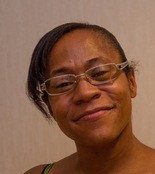 Artheta Peters is a home care worker from Cleveland.