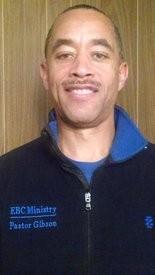 Pastor Richard Gibson