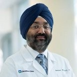 Dr. Navneet Majhail is director of the Cleveland Clinic's blood and marrow transplant program