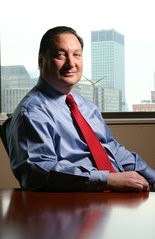 Ronn Richard is President and CEO of the Cleveland Foundation.