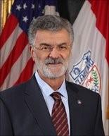 Cleveland Mayor Frank G. Jackson
