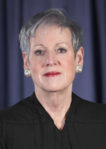 Maureen O'Connor is chief justice of the Ohio Supreme Court.
