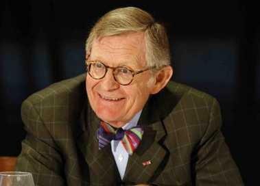 Ohio State University President E. Gordon Gee announces his plans to retire.