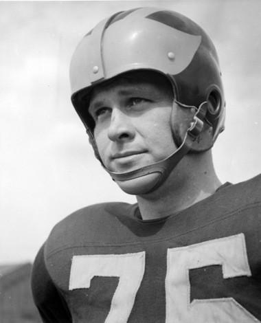Bill Kolesar during his career at Michigan.