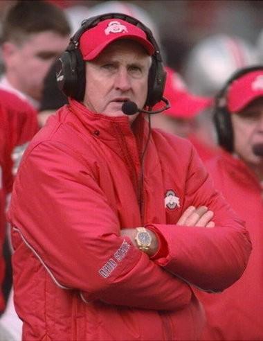 Former Ohio State coach John Cooper.