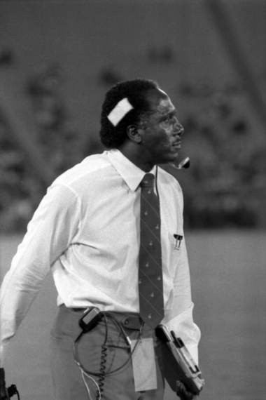 Rudy Hubbard was head coach at Florida A&M from 1974-85.