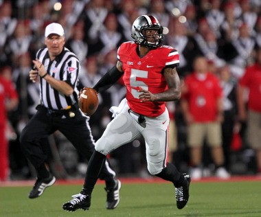 Ohio State quarterback Braxton Miller threw four touchdown passes against Wisconsin and thinks the Buckeyes have good plays to attack the Northwestern defense on Saturday.