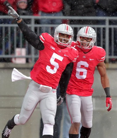 Braxton Miller, one of the best quarterbacks in college football, was Ohio State's top target in the 2011 recruiting class.