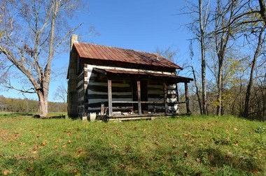 Woody Hayes used to spend weekends at this cabin two hours east of Columbus.