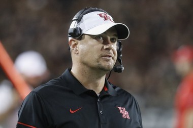Tom Herman's Houston team is a darkhorse for the College Football Playoff. Could that be the reality every year for the Cougars?