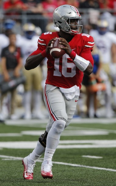 Ohio State QB J T  Barrett may not be flashy enough to win