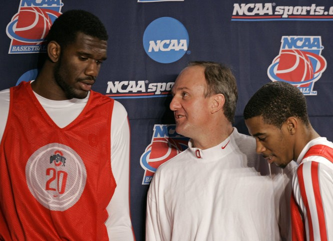 28e7e227b43 Ohio State basketball's rise, fall and possible bounceback under Thad Matta  in 21 steps