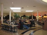 The food court in Parmatown Mall will be renovated as part of Parmatown's redevelopment.