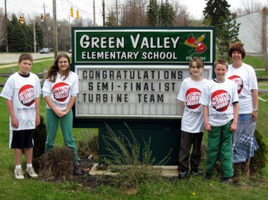 "Green Valley Elementary School was named a ""Cool School"" by FOX 8 last week. In other news, the Parma schools are pursing Safe Routes to Schools federal funding, and a clarinet concert is scheduled at the Parma Branch library."