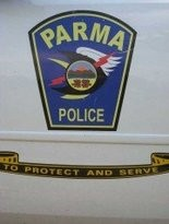 Parma police arrested a 41-year-old man Saturday in connection with his 18-month-old son's death.