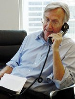 Journalist Seymour Hersh is seen in this undated photo released by The New Yorker Friday May 21, 2004, in New York. Hersh, who won the Pulitzer in 1970 for a story about the My Lai massacre, is now recognized for his shattering series of stories detailing the abuse of Iraqi prisoners by American soldiers in the notorious Abu Ghraib prison. (AP Photo/The New Yorker, Matt Dellinger, HO)