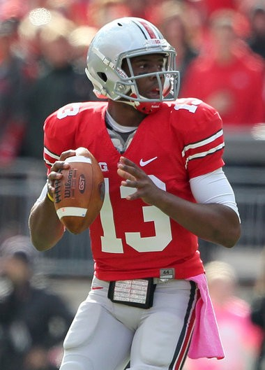 Former Ohio State backup quarterback Kenny Guiton is hoping for a shot to make an NFL roster.