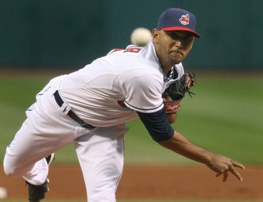 Rookie Danny Salazar, who started and lost Wednesday's wild card game, should be ready to take a regular turn in the rotation next year.
