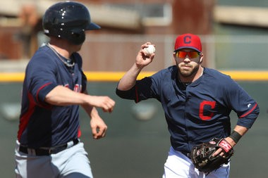 Jason Kipnis (strained right oblique) started his rehab assignment Friday at Class AAA Columbus.