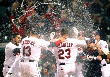Michael Brantley should be an All-Star and he's been a player worth celebrating this season.