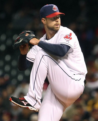 Corey Kluber didn't begin to put his career together until he was 27 years old.