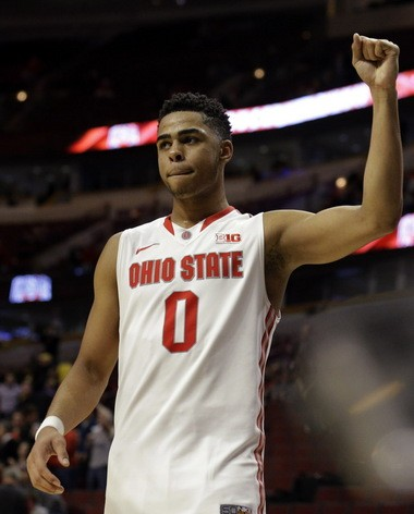 D'Angelo Russell's collegiate career could be winding down in Portland this weekend.