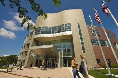Cleveland State University's Student Center