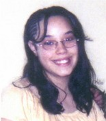 Gina DeJesus at the time of her disappearance.