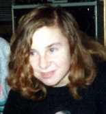 Michelle Knight in a 1999 family photo.
