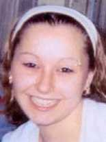 Amanda Berry, shown before her abduction.